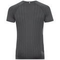 BL toP Crew neck s/s ZEROWEIGHT X-LIGHT, odlo graphite grey, large