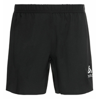 Men's ZEROWEIGHT 5 INCH Running Shorts, black, large