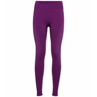 Pantaloni intimi PERFORMANCE WARM ECO da donna, charisma - purple cactus flower, large