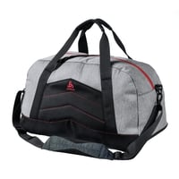 Sac TRAINING-34 Liters, grey melange - chinese red, large