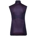 Vest IRBIS HYBRID Seamless X-Warm, odyssey gray - diva pink, large