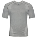 Herren HIKE Funktionsunterwäsche T-Shirt, grey melange, large
