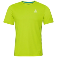 BL TOP Crew neck s/s SLIQ, acid lime, large