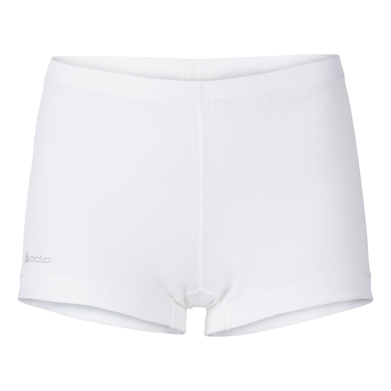 Women's CUBIC Panty, white, large