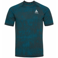 Men's BLACKCOMB PRO T-shirt, tumultuous sea - submerged, large
