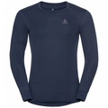 Completo intimo ACTIVE WARM ECO da uomo, diving navy, large