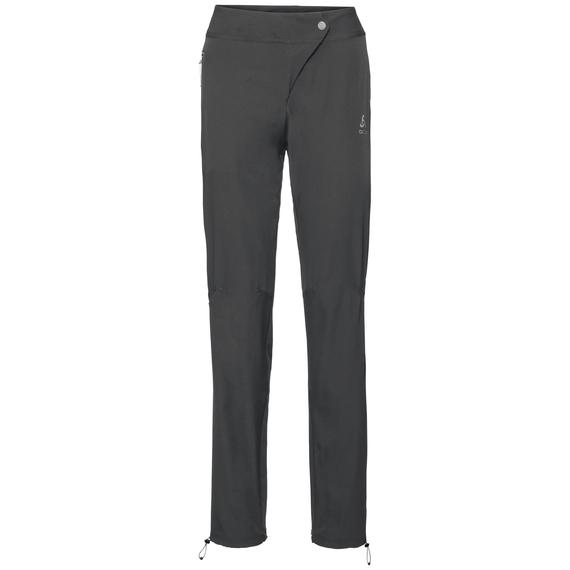 Pants FLI, odlo graphite grey, large