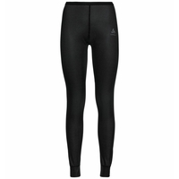 Women's ACTIVE F-DRY LIGHT ECO Base Layer Bottoms, black, large