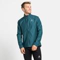 Men's ZEROWEIGHT FUTUREKNIT Jacket, submerged - orange.com, large