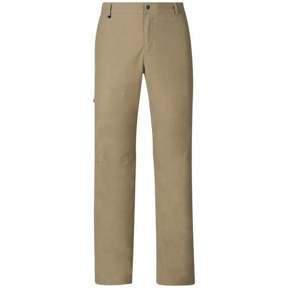 CHEAKAMUS Pants men, lead gray, large