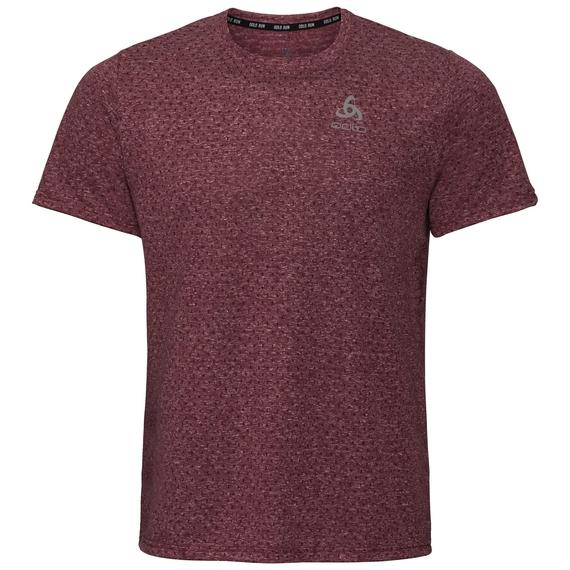 T-shirt MILLENNIUM LINENCOOL pour homme, zinfandel melange, large