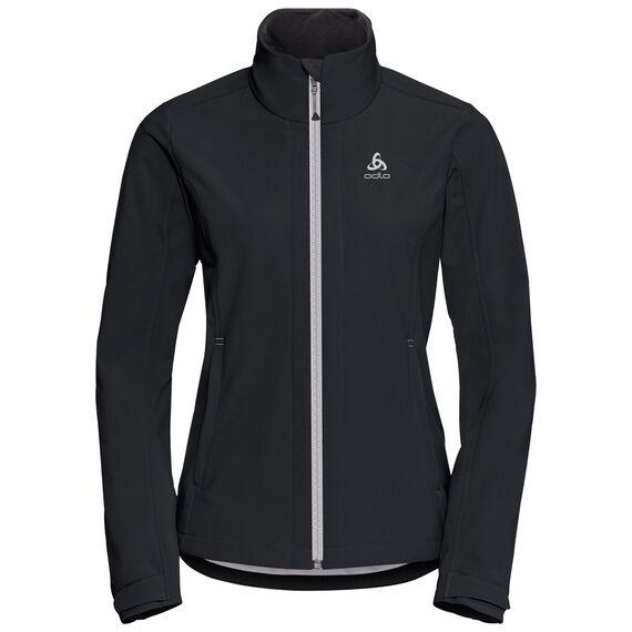 Jacket Softshell LOLO, black, large