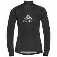 Shirt l/s turtle neck ORIGINALS LIGHT LOGO, black, large