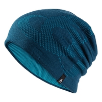 Bonnet MAILLE MOYENNE Reversible Warm, poseidon - blue jewel, large