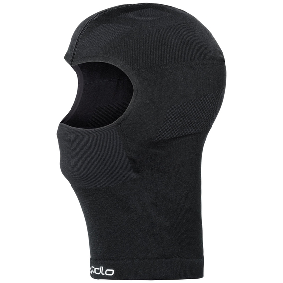 Face mask EVOLUTION Warm, black, large