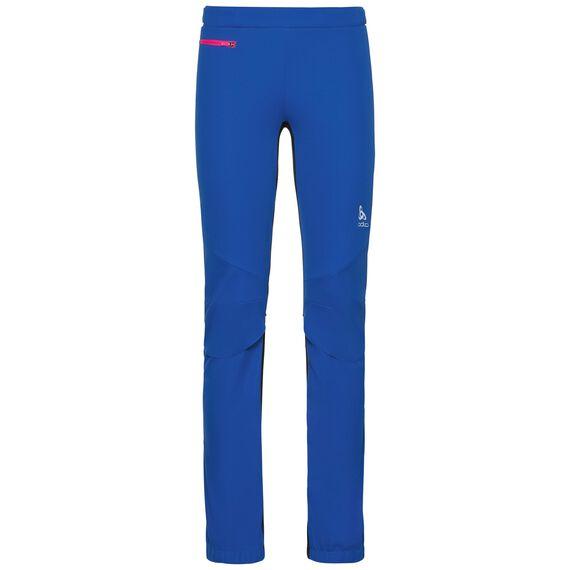 Pants AEOLUS windstopper®, lapis blue - black, large