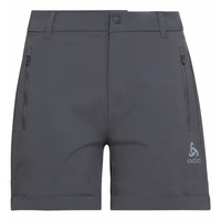 Short CONVERSION da donna, odlo graphite grey, large