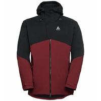 Jacket insulated SLY X, syrah - black, large