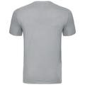 Haut BL col ras du cou manches courtes aion PLAIN, grey melange, large