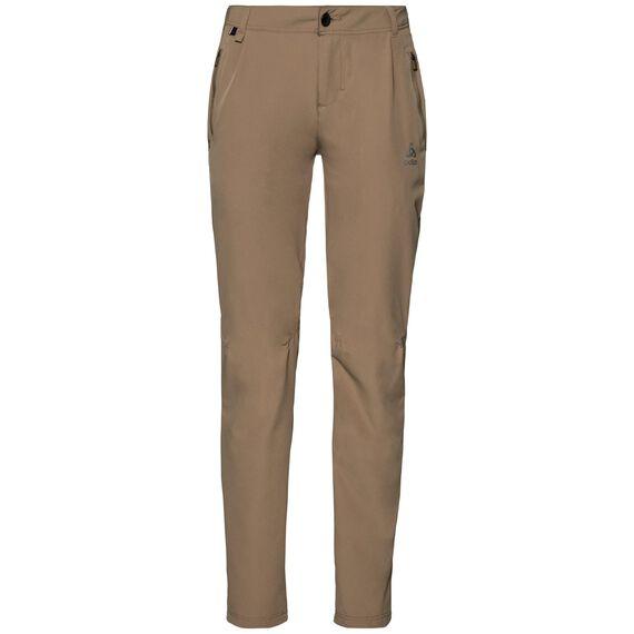 Pants KOYA COOL PRO, lead gray, large