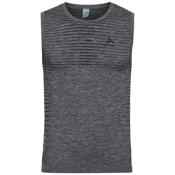 PERFORMANCE LIGHT Unterhemd, grey melange, large