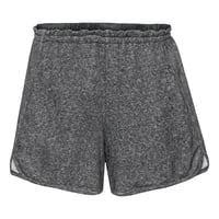 MILLENNIUM LINENCOOL PRO Split Shorts, grey melange, large