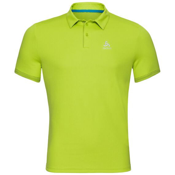 Polo s/s NIKKO F-DRY, acid lime, large