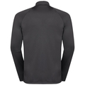 Midlayer 1/2 zip PAZOLA NORSEMAN, odlo graphite grey, large