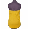 Women's ZEROWEIGHT Cycling Vest, vintage violet - sulphur, large