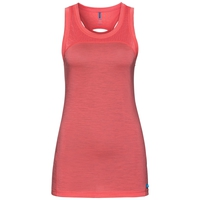 SUW TOP Singlet met ronde hals NATURAL + CERAMIWOOL LIGHT, dubarry, large