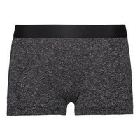 MILLENNIUM LINENCOOL Panty, black melange, large