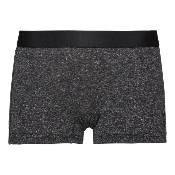 Panty MILLENNIUM LINENCOOL, black melange, large