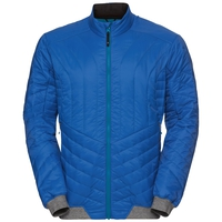 Men's COCOON S ZIP IN Jacket, energy blue, large