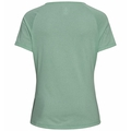Women's MILLENNIUM ELEMENT T-Shirt, creme de menthe melange, large