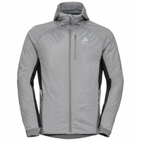 Men's MILLENNIUM X WARM Jacket, grey melange, large