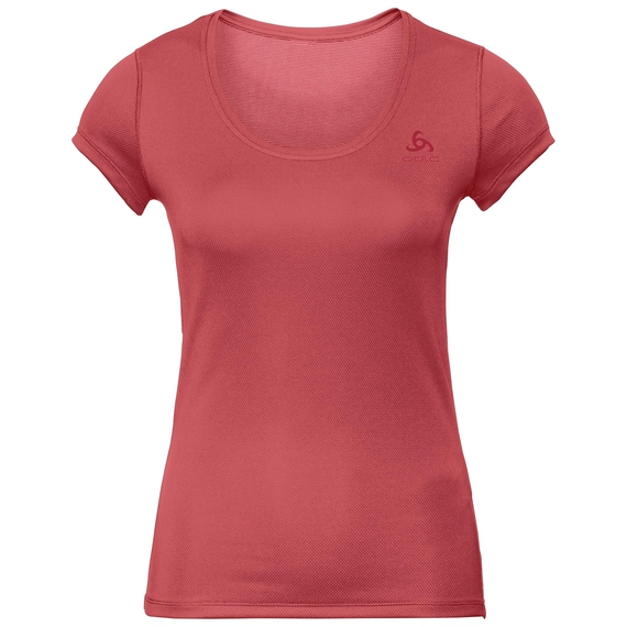 Damen ACTIVE F-DRY LIGHT Funktionsunterwäsche T-Shirt, chrysanthemum, large