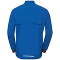 Jacket TYFOON, energy blue, large