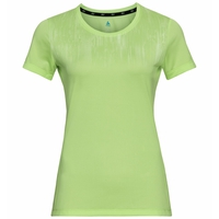 Women's ELEMENT Light PRINT T-Shirt, tomatillo - graphic FW20, large