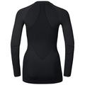 EVOLUTION WARM Baselayer Shirt, black - odlo graphite grey, large
