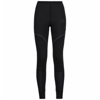 Women's ACTIVE X-WARM ECO Baselayer Bottoms, black, large