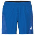 Shorts with inner brief OMNIUS Light, energy blue - black, large