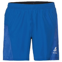 OMNIUS LIGHT Shorts mit Innenhose, energy blue - black, large
