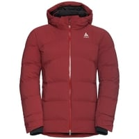 Jacket insulated SKI COCOON, syrah, large