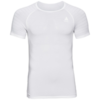 PERFORMANCE X-LIGHT-basislaag-T-shirt voor heren, white, large