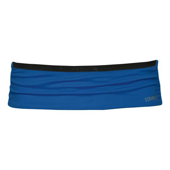 Heuptasje Valuables Waist, energy blue, large