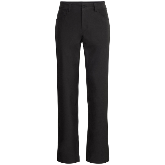 TREK Pantaloni trekking, black, large