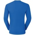 Men's ACTIVE WARM Long-Sleeve Base Layer Top, energy blue, large