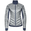 NEON COCOON isolierende Jacke, odlo silver grey, large