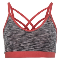 Sports Bra SEAMLESS SOFT, baked apple, large
