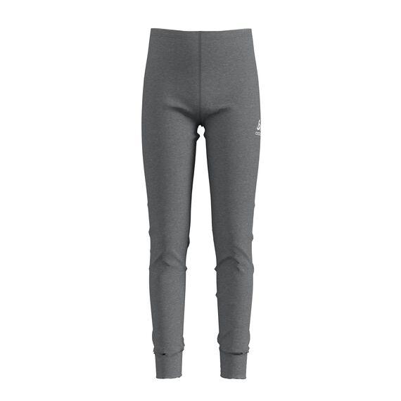 SUW Bottom Pant ACTIVE ORIGINALS Warm Kids, grey melange, large